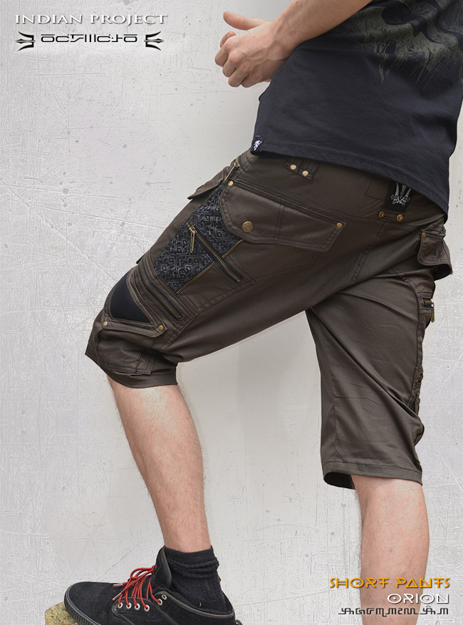 indian project pirate pants