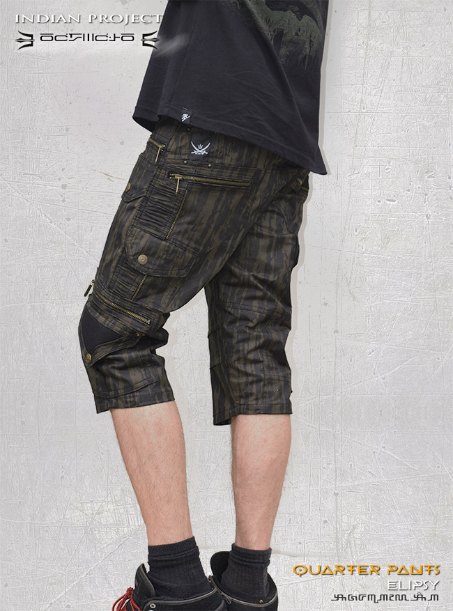 indian project alternative psytrance clothing pirate pants